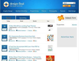 Thumbshot of Designfloat.com