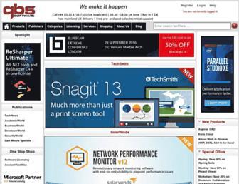 qbssoftware.com screenshot