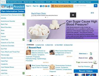 Thumbshot of Epainassist.com
