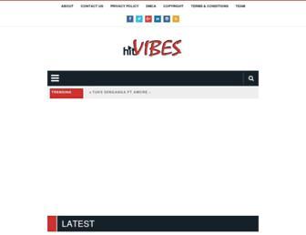 hitvibes.com screenshot