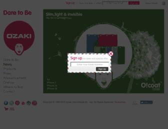 Thumbshot of Ozakiverse.com