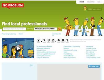 Thumbshot of Noproblemppc.com