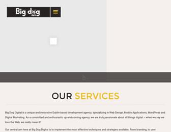 bigdog.ie screenshot