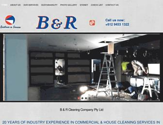 brcompany.com.au screenshot