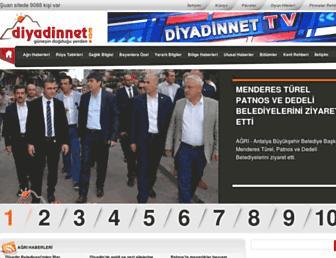 Thumbshot of Diyadinnet.com