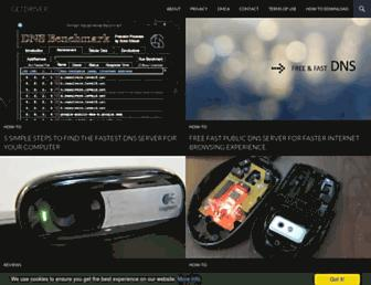 getdriver.com screenshot