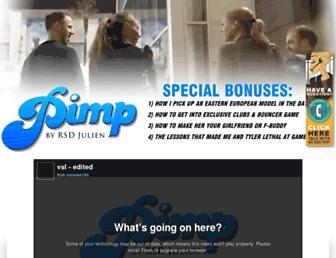 Thumbshot of Pimpingmygame.com