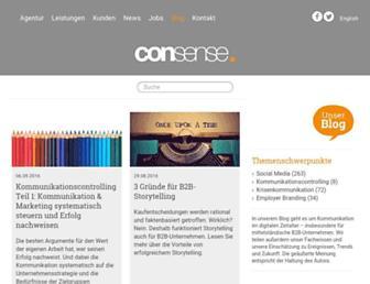 Main page screenshot of netz-reputation.de