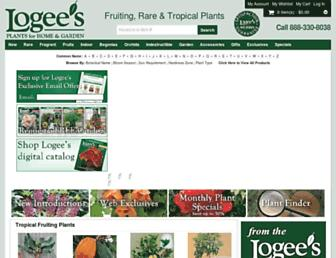 Thumbshot of Logees.com