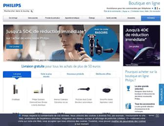 Thumbshot of Philips-shop.fr