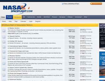 forum.nasaspaceflight.com screenshot