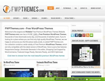 fwpthemes.com screenshot