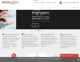 Thumbshot of Virtualgallery.com