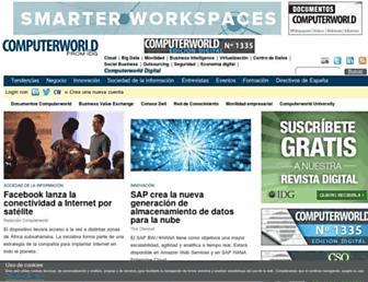 computerworld.es screenshot