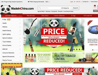 Thumbshot of Madeinchina.com