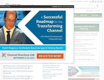 Main page screenshot of mspmentor.net