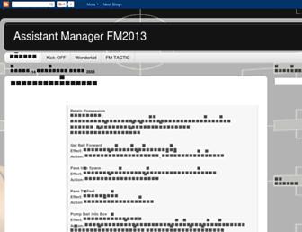 assisfm.blogspot.com screenshot