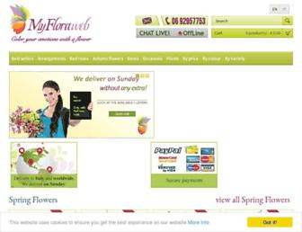 Thumbshot of Myfloraweb.com