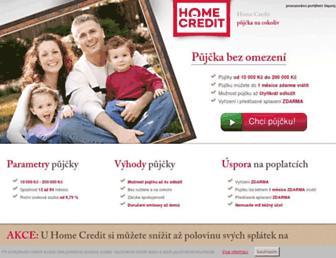 Thumbshot of Pujcky-plus.cz