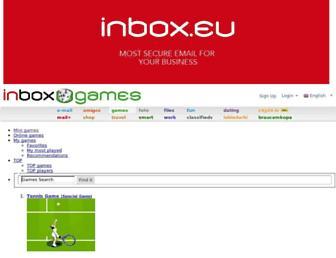 games.inbox.lv screenshot