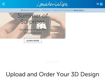 i.materialise.com screenshot