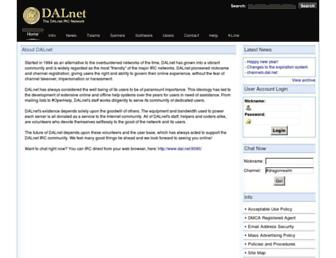 Thumbshot of Dal.net
