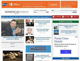 Thumbshot of Dominicantoday.com