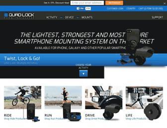 Thumbshot of Quadlockcase.com