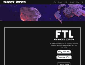 subsetgames.com screenshot