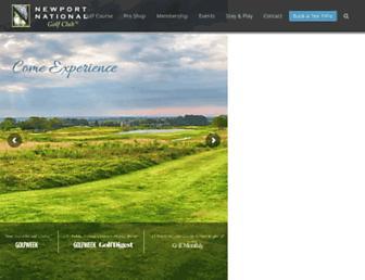 newportnational.com screenshot