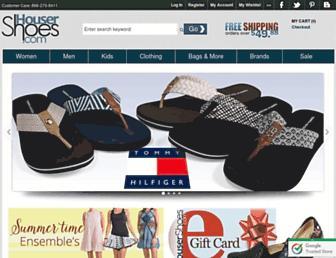 Thumbshot of Housershoes.com