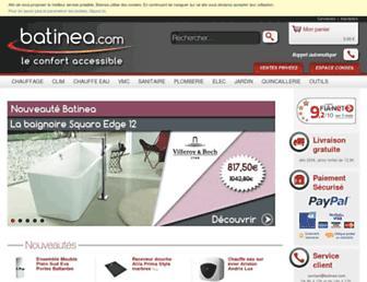 batinea.com screenshot