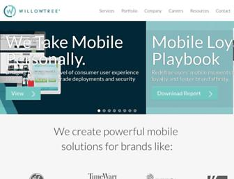Thumbshot of Willowtreeapps.com