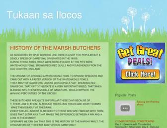 tukaansailocos.blogspot.com screenshot