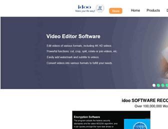 idoosoft.com screenshot
