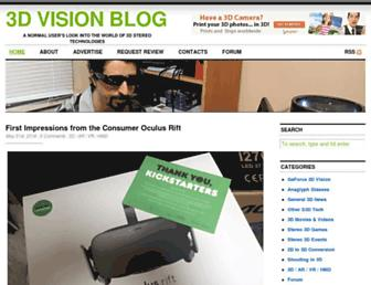 Thumbshot of 3dvision-blog.com
