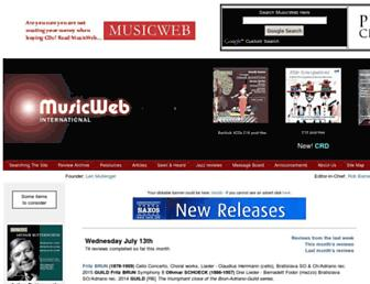 Thumbshot of Musicweb-international.com