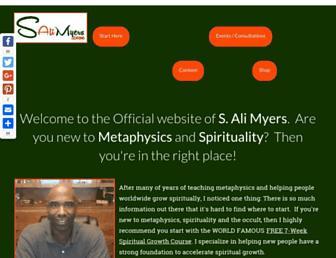 salimyers.com screenshot