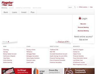 Thumbshot of Flagstar.com
