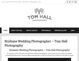 Thumbshot of Tomhallphotography.com.au