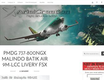 arielcreation.blogspot.co.id screenshot