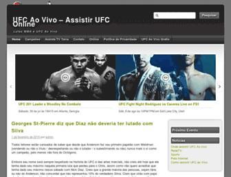 Thumbshot of Ufcaovivo.net