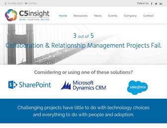 c5insight.com screenshot