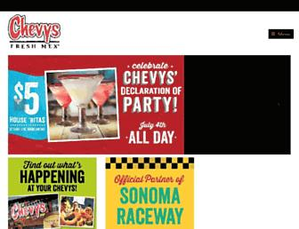 Thumbshot of Chevys.com