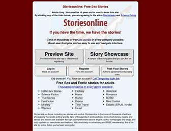 Thumbshot of Storiesonline.net