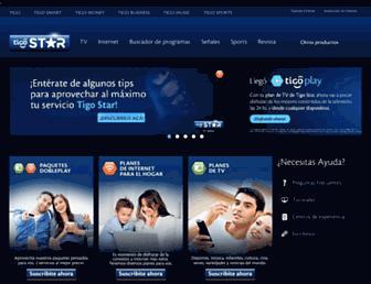 star.tigo.com.py screenshot