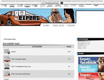 download.gta-expert.it screenshot