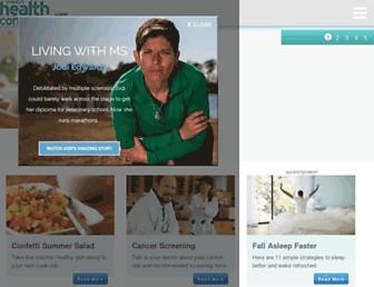 Thumbshot of Healthcommunities.com