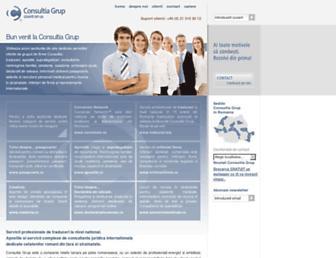 consultia.ro screenshot