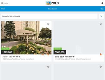 Thumbshot of Zolo.ca